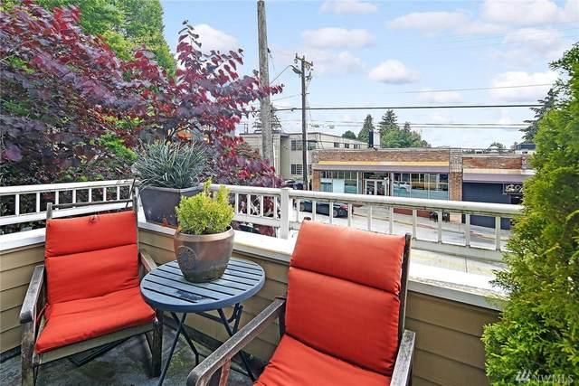 2350 10th Ave E #206, Seattle, WA 98102 (#1644229) :: Alchemy Real Estate