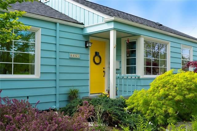 8061 22nd Avenue NW, Seattle, WA 98117 (#1644253) :: Engel & Völkers Federal Way
