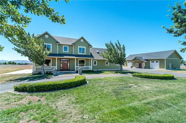 270 Willowbrook Lane, Ellensburg, WA 98926 (#1644291) :: Becky Barrick & Associates, Keller Williams Realty