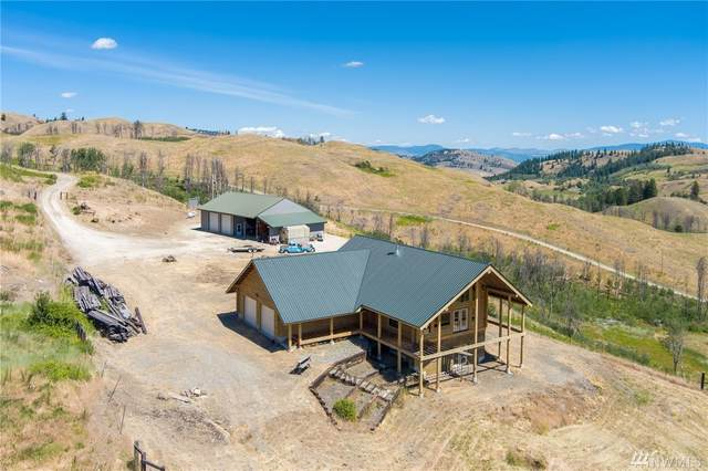 34 Pine Creek Cemetery Road, Tonasket, WA 98844 (#1644320) :: Better Homes and Gardens Real Estate McKenzie Group