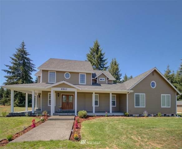 6927 Waldrick Road SE, Tenino, WA 98589 (#1644337) :: Becky Barrick & Associates, Keller Williams Realty