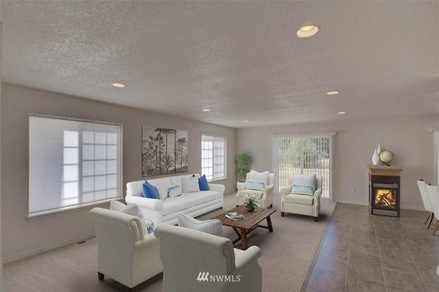 6927 Waldrick Road SE, Tenino, WA 98589 (#1644337) :: Ben Kinney Real Estate Team