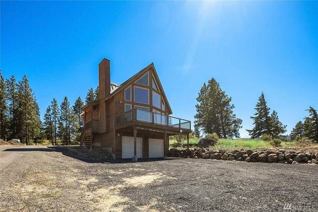 661 Morrison Canyon Lane, Cle Elum, WA 98922 (#1644395) :: Ben Kinney Real Estate Team