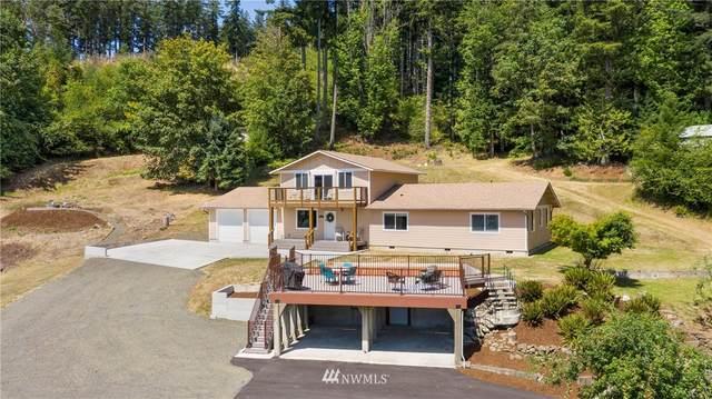 1830 Summit Lake Shore Drive NW, Olympia, WA 98502 (#1644453) :: Ben Kinney Real Estate Team