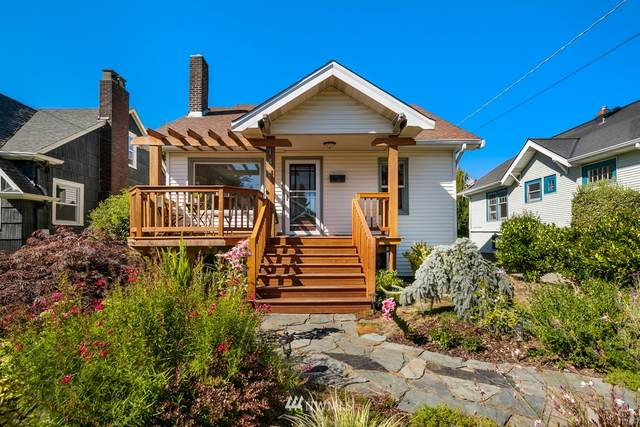 NW 78th Street, Seattle, WA 98117 (#1644458) :: The Kendra Todd Group at Keller Williams