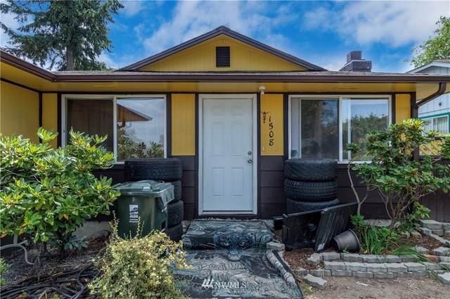 S 84th Street, Tacoma, WA 98444 (#1644523) :: NextHome South Sound