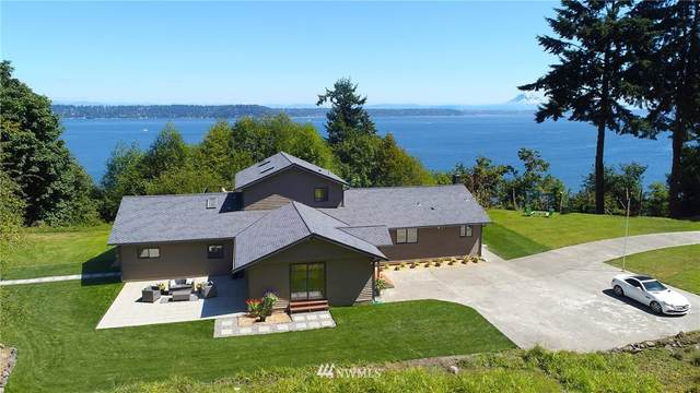 8319 SW Dilworth Road, Vashon, WA 98070 (#1644527) :: Better Properties Lacey
