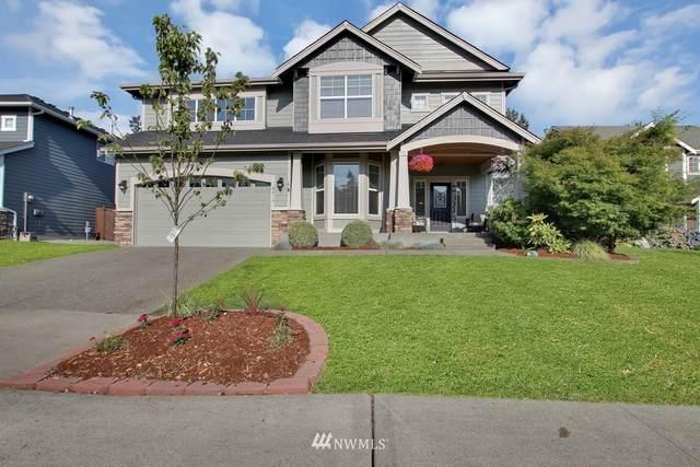 185th Avenue Pl E, Bonney Lake, WA 98391 (#1644535) :: Icon Real Estate Group