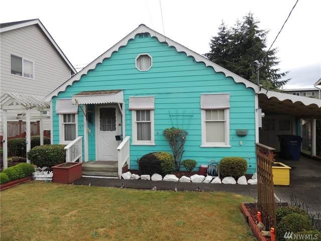 Dayton Avenue N, Seattle, WA 98103 (#1644561) :: The Kendra Todd Group at Keller Williams