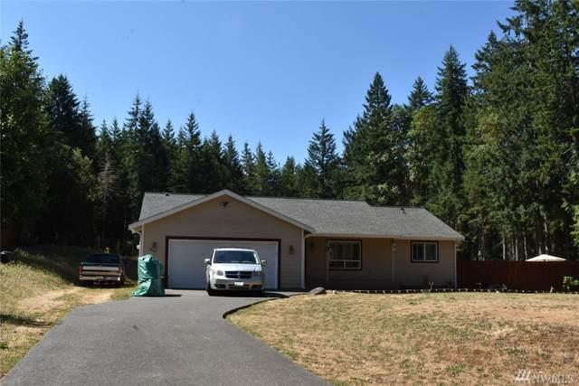 10 E Jarrett Drive, Shelton, WA 98584 (#1644600) :: Ben Kinney Real Estate Team