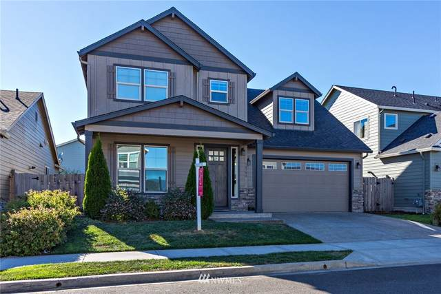 10706 NE 144th Avenue, Brush Prairie, WA 98682 (#1644620) :: Ben Kinney Real Estate Team