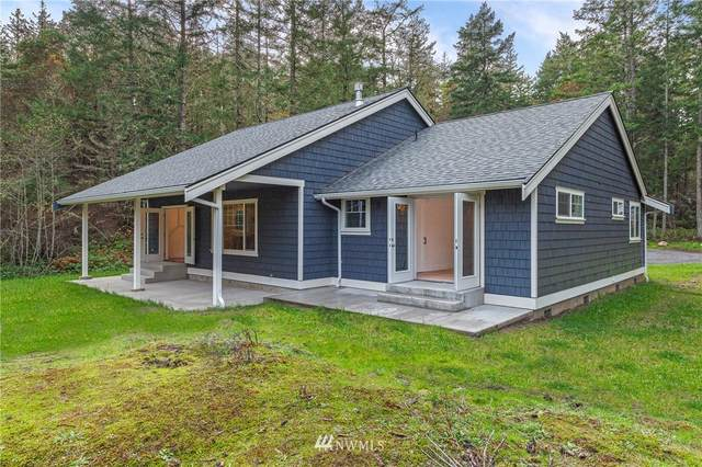 393 Mavericks Lane, San Juan Island, WA 98250 (#1644724) :: The Shiflett Group