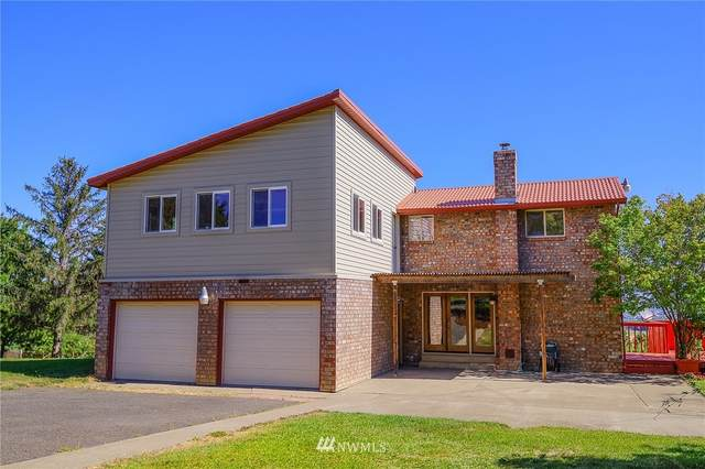 2201 Mellergaard Road, Ellensburg, WA 98926 (#1644877) :: NextHome South Sound