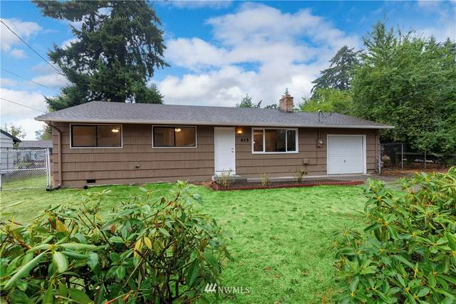 615 S 141st, Tacoma, WA 98444 (#1644971) :: Real Estate Solutions Group
