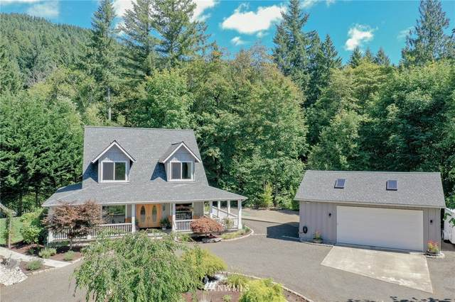 40 N Buck Court, Hoodsport, WA 98548 (#1644973) :: Real Estate Solutions Group