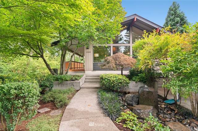 1505 3rd Place, Kirkland, WA 98033 (#1644979) :: Ben Kinney Real Estate Team