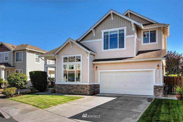 4519 S 220th Place #18, Kent, WA 98032 (#1645030) :: NextHome South Sound