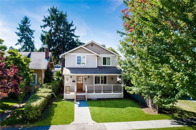 4036 S D, Tacoma, WA 98418 (#1645032) :: Real Estate Solutions Group