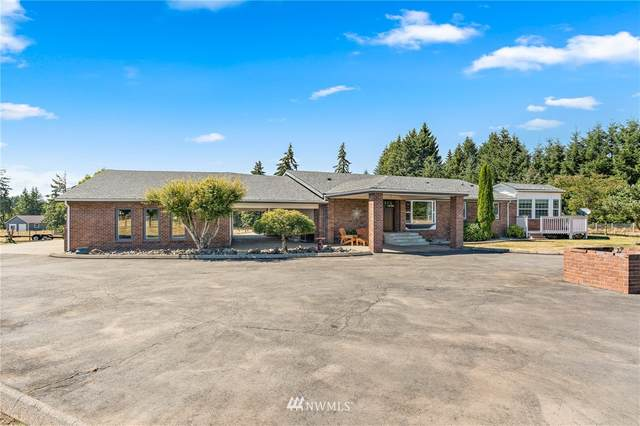 S Military Road, Winlock, WA 98596 (#1645096) :: Real Estate Solutions Group