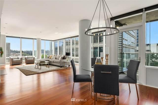 500 106th Avenue NE #613, Bellevue, WA 98004 (#1645103) :: Pickett Street Properties