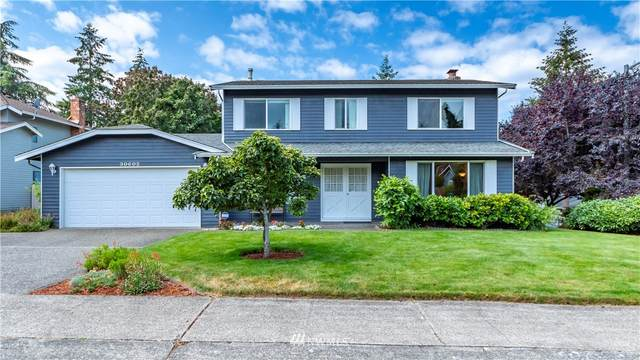 30605 5th Place S, Federal Way, WA 98003 (#1645110) :: Hauer Home Team