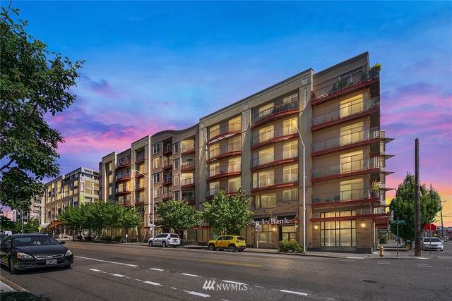 5650 24th Avenue NW #310, Seattle, WA 98107 (#1645117) :: Urban Seattle Broker