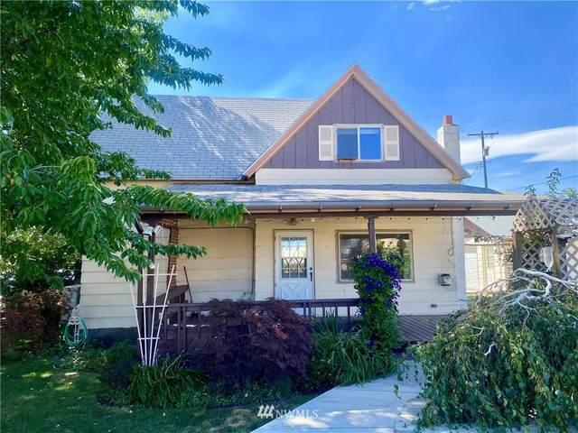 405 NW Dellah Avenue, Wilbur, WA 99185 (#1645245) :: Urban Seattle Broker