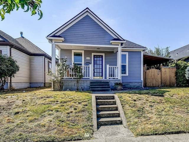 6210 S Lawrence Street, Tacoma, WA 98409 (#1645297) :: Real Estate Solutions Group