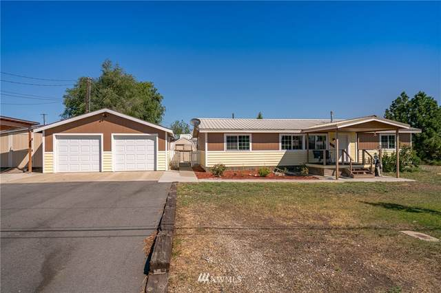 405 W First Street, Waterville, WA 98858 (#1645334) :: Ben Kinney Real Estate Team