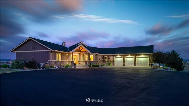 17 Vista Ridge Road, Brewster, WA 98812 (#1645419) :: Pacific Partners @ Greene Realty