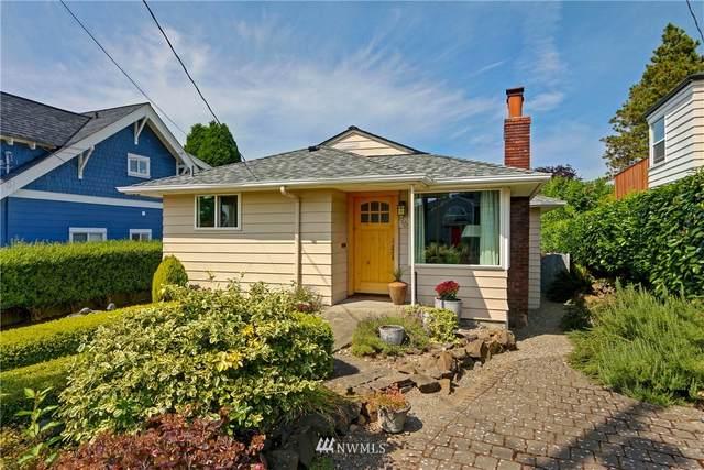 4120 SW Holden Street, Seattle, WA 98136 (#1645606) :: Pickett Street Properties
