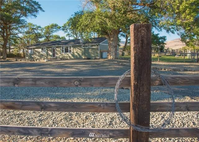 451 Thomas Road, Ellensburg, WA 98926 (#1645647) :: Better Properties Lacey