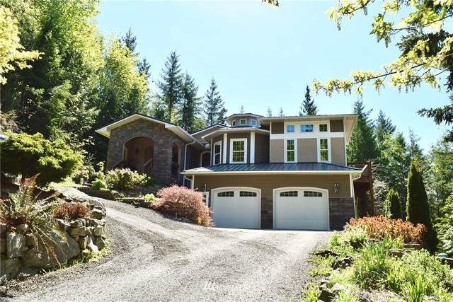 114 Howard Heights Road, Sequim, WA 98382 (#1645650) :: Real Estate Solutions Group