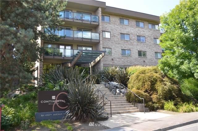 511 100th Avenue NE #303, Bellevue, WA 98004 (#1645705) :: Pickett Street Properties