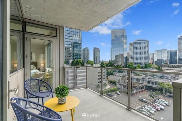 10610 NE 9th Place #902, Bellevue, WA 98004 (#1645719) :: Pickett Street Properties