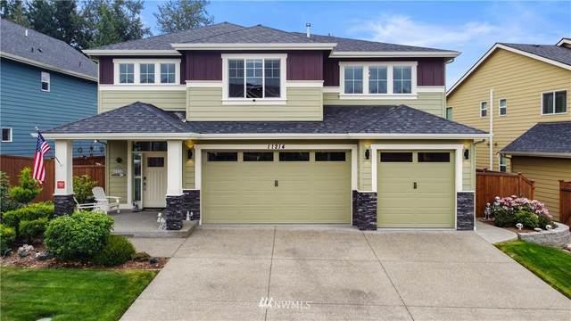 172nd Street Ct E, Puyallup, WA 98374 (#1645727) :: Icon Real Estate Group