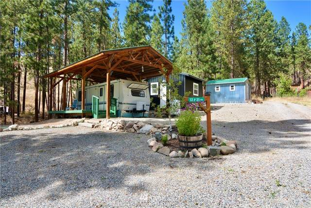 12 Sims Canyon Road, Twisp, WA 98856 (#1645740) :: NextHome South Sound