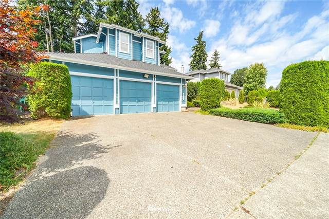 421 S 330th Place, Federal Way, WA 98003 (#1645799) :: Ben Kinney Real Estate Team