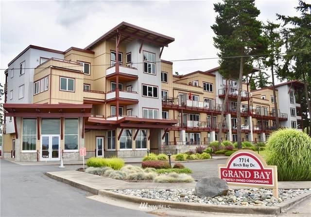 Birch Bay Drive #214, Blaine, WA 98230 (#1645841) :: Lucas Pinto Real Estate Group