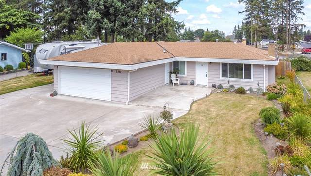 9810 S 210th Place, Kent, WA 98031 (#1645911) :: Costello Team