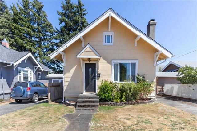 4843 S I Street, Tacoma, WA 98408 (#1645938) :: Real Estate Solutions Group