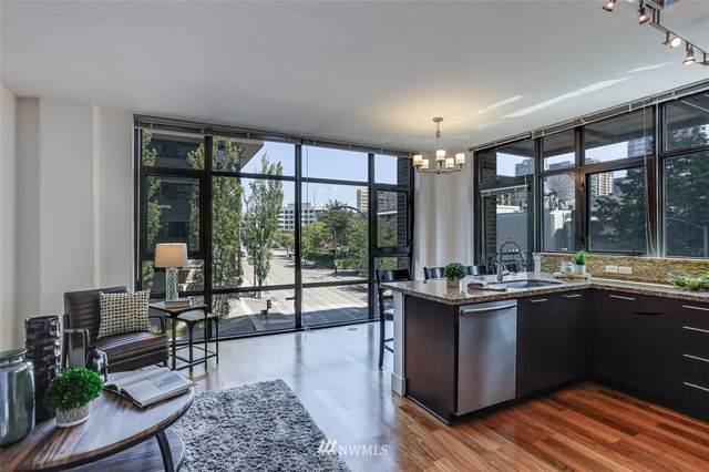 2nd Avenue #402, Seattle, WA 98121 (#1646083) :: Alchemy Real Estate