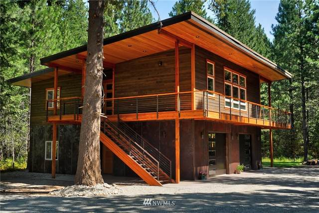 10 Methow Ranch Road, Winthrop, WA 98862 (#1646086) :: Pacific Partners @ Greene Realty