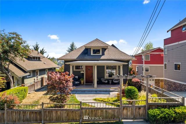 3446 23rd Avenue W, Seattle, WA 98199 (#1646090) :: Hauer Home Team