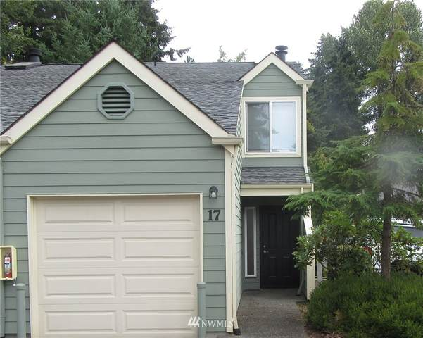 451 S 328th Street 17D, Federal Way, WA 98003 (#1646150) :: Capstone Ventures Inc