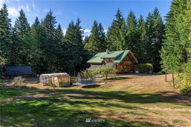 141 E Heights Place S, Belfair, WA 98528 (#1646203) :: Ben Kinney Real Estate Team