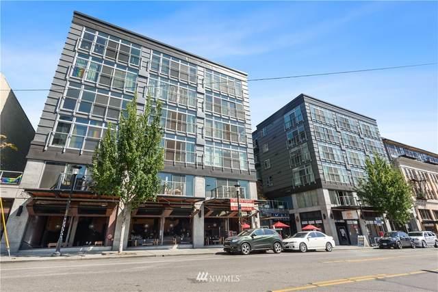1414 12th Avenue #319, Seattle, WA 98122 (#1646218) :: Urban Seattle Broker