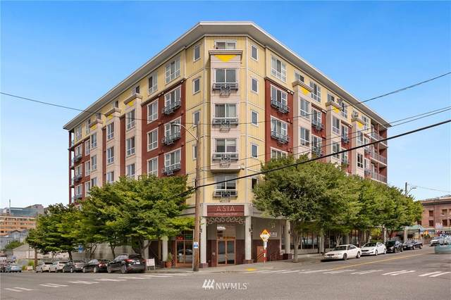 668 S Lane Street #712, Seattle, WA 98104 (#1646293) :: NW Home Experts