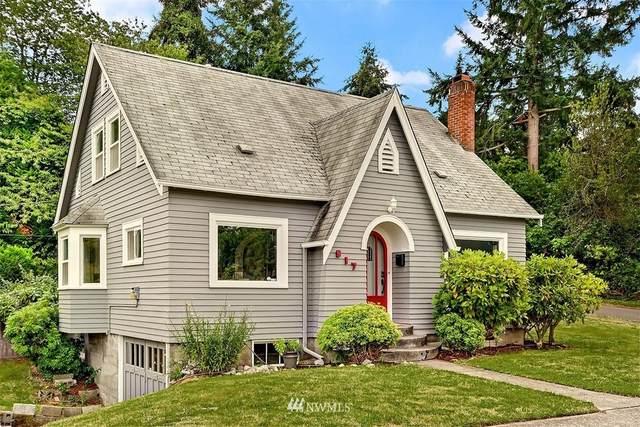 917 S Puget Sound Ave, Tacoma, Tacoma, WA 98405 (#1646336) :: Pacific Partners @ Greene Realty
