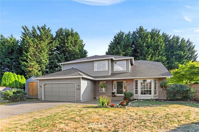 12813 SE 221st Place, Kent, WA 98031 (#1646348) :: Costello Team